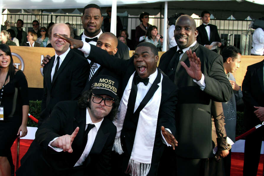 Rewind to 2009, with the ''30 Rock'' cast at the Screen Actors Guild Awards that year.