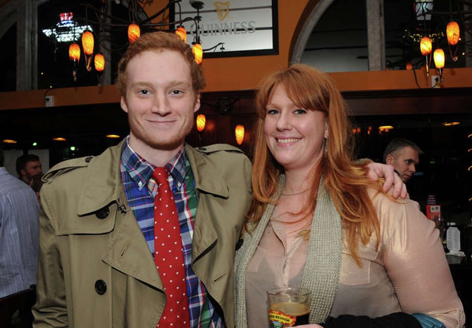 Were you Seen at the inaugural meeting of the League of Extraordinary Red Heads at Bootleggers in Troy on Wednesday, Jan 30,2013? Photo: Debra Lockrow