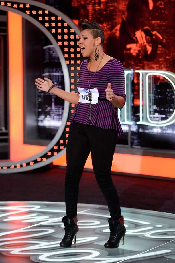 San Antonio's Cristabel Clack advanced on AMERICAN IDOL. Photo: ;;