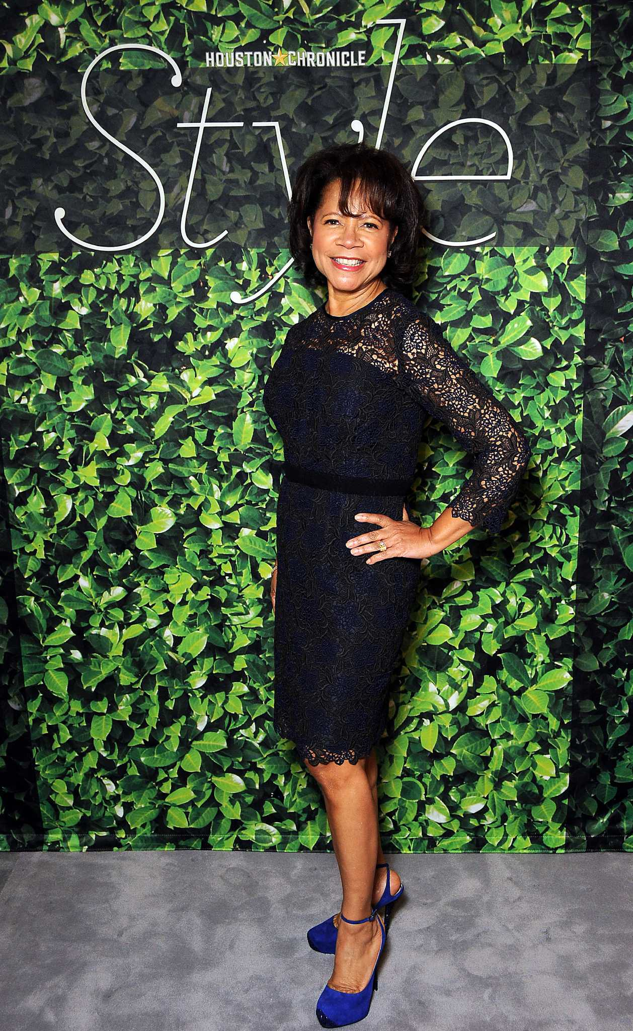 b137ed9c6de9 Best Dressed profile  Merele Gail Yarborough - Houston Chronicle