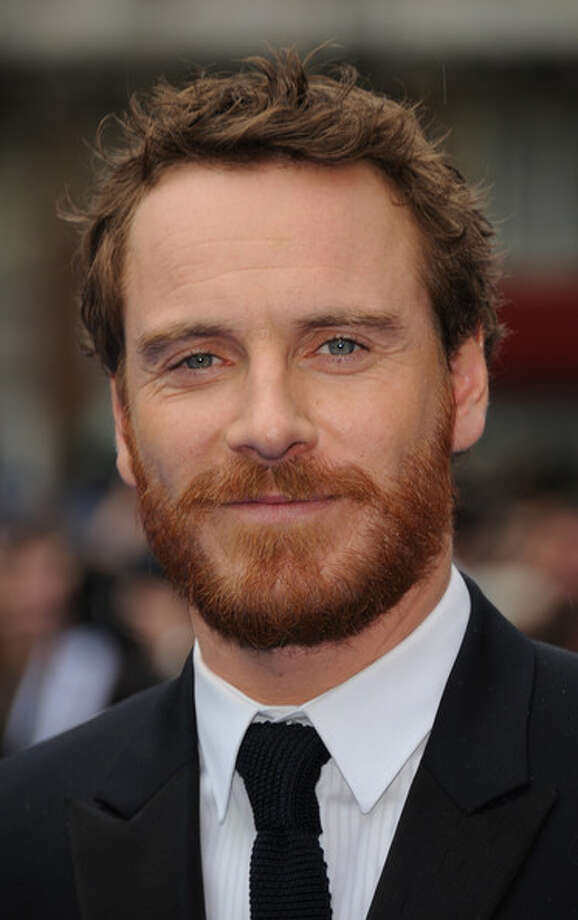 Runner-up Michael Fassbender, in May, in London.