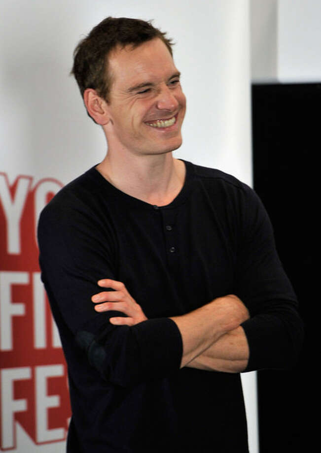 Runner-up Michael Fassbender in Venice in September.