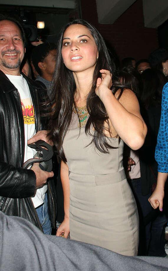 Munn in 2010, in Hollywood