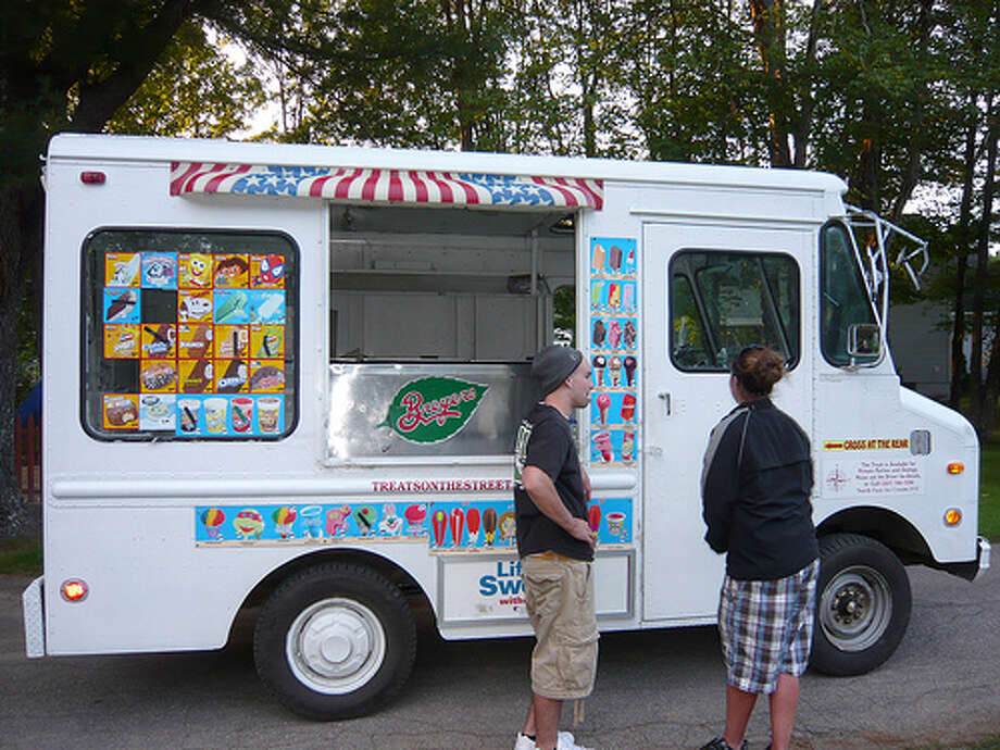 No ice cream for you: In Indianola, Iowa, the ice cream man is banned from roaming the streets. (Photo: Mytvdinner, flickr)Source: TrueCar.com Photo: Flickr