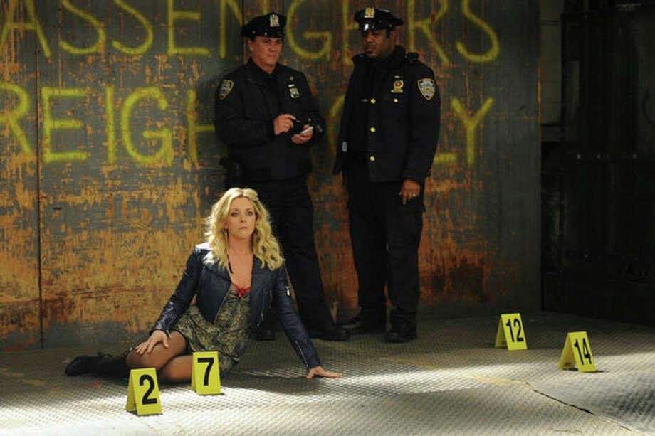 30 ROCK -- Part 1: Hogcock! Part 2: Last Lunch Episode 712/713 -- Pictured: Jane Krakowski as Jenna Maroney -- Photo: NBC, Ali Goldstein/NBC / 2012 NBCUnivesal Media, LLC.