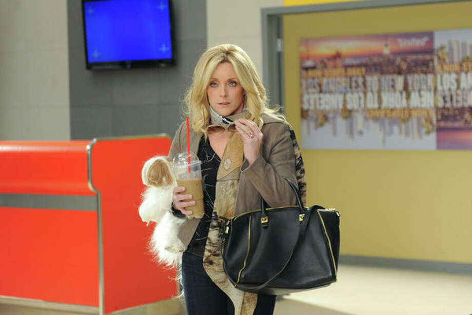 30 ROCK -- Part 1: Hogcock! Part 2: Last Lunch Episode 712/713 -- Pictured: Jane Krakowski as Jenna Maroney -- Photo: NBC, Ali Goldstein/NBC / 2012 NBCUnivesal Media, LLC.