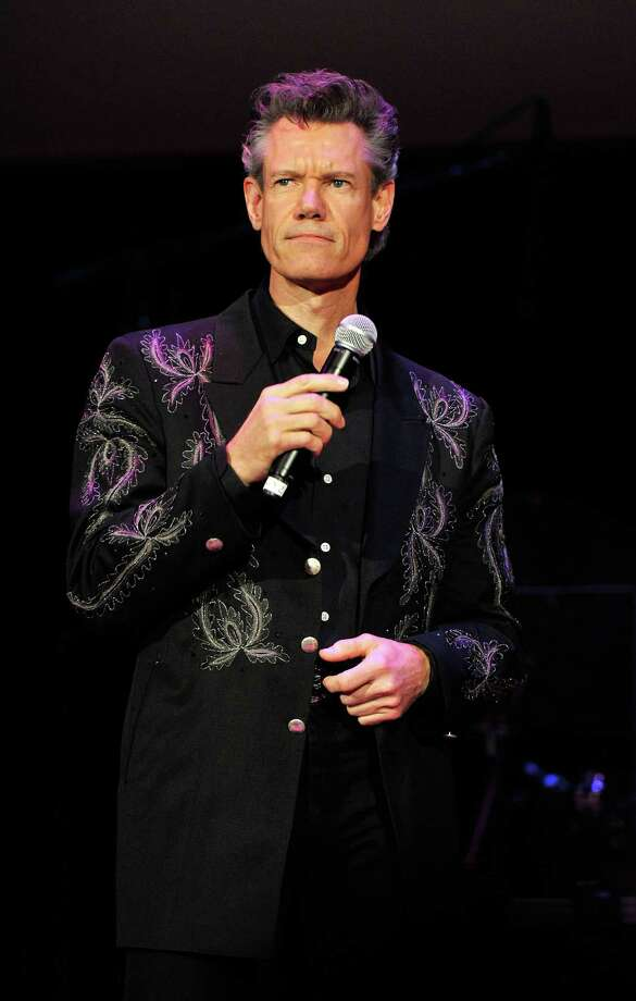 Randy Travis Photo: Frederick Breedon, Getty Images For ACM / 2010 Getty Images