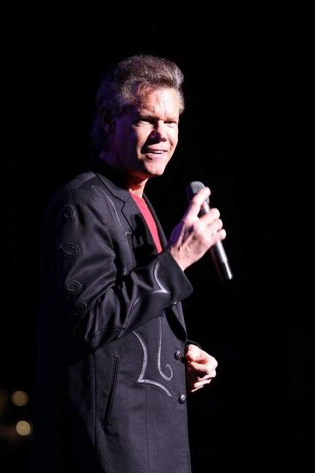 Randy Travis performs at the Majestic Theatre Sunday, November 18, 2012. (JENNIFER WHITNEY) (JENNIFER WHITNEY)