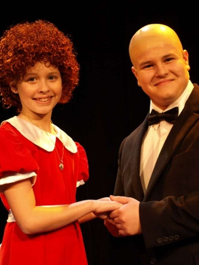 """Annie"" comes to the Steamer 10 Theatre in Albany at 7 p.m. Friday and Saturday, and 2 p.m. Sunday. Click here for more information. (Steamer No.10 Theatre)"