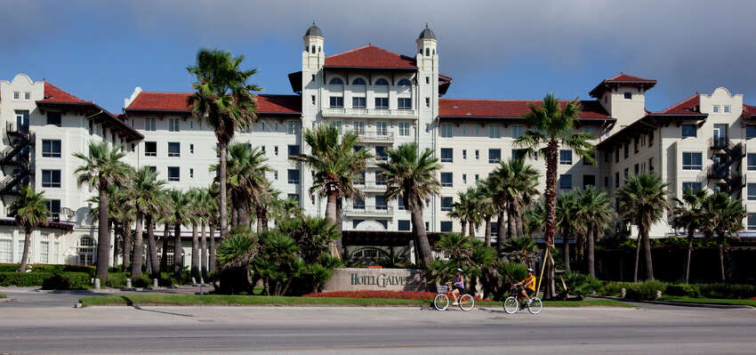 Hotel Galvez and Spa, Galveston Galveston is rumored to have the most haunted places in the state, one being the Hotel Galvez and Spa. Room 505, as well as the entire fifth floor, is supposedly full of paranormal activity.