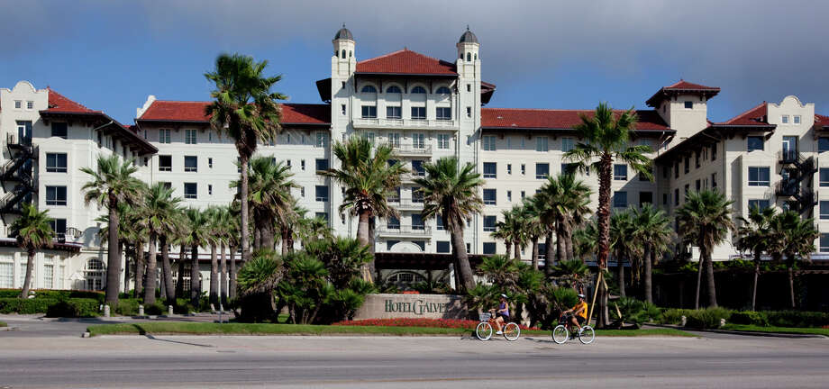 We are having ?our wedding at the Hotel Galvez. We?re going to have the wedding and the reception in the courtyard. They?re catering it. We?re honeymooning on the Mexican Riviera. Photo: Carol M. Highsmith, Freelance / Freelance