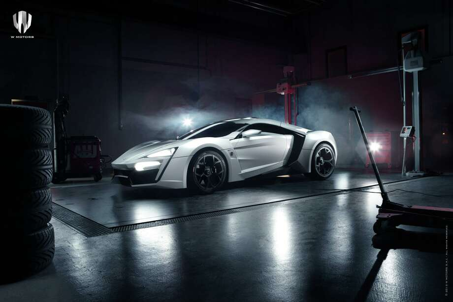 W Motors plans to introduce their Lykand Hypersport sports car at the Qatar Motor Show. The supercar will cost you an estimated $3.2 million. Photo: W Motors