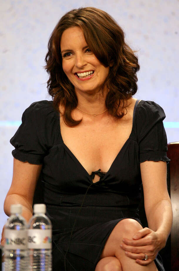 Tina Fey, 2007.  Photo: Frederick M. Brown, Getty Images / 2007 Getty Images