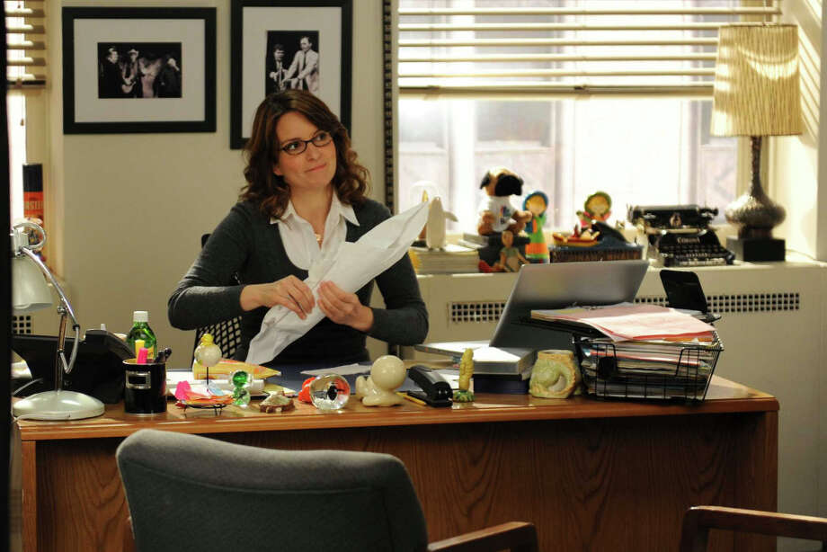 We'll miss you Liz Lemon.  Photo: Ali Goldstein, NBC / 2012 NBCUniversal Media, LLC