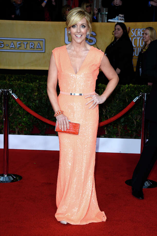 Jane Krakowski on Jan. 27, 2013 at the Screen Actors Guild Awards. Photo: Frazer Harrison, Getty Images / 2013 Getty Images
