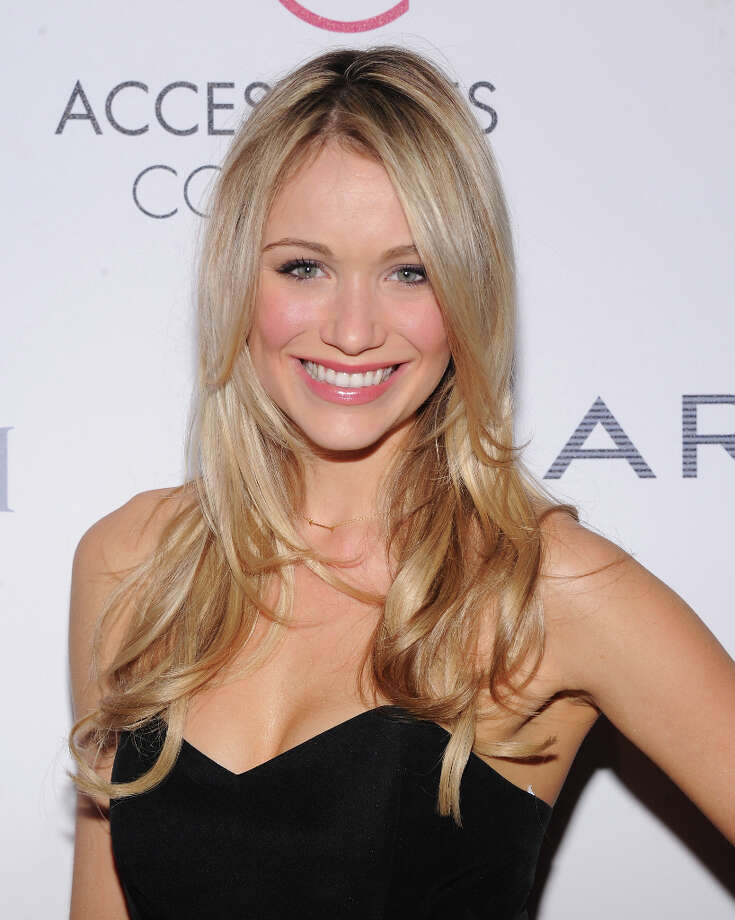Katrina Bowden in 2012.  Photo: Jamie McCarthy / 2012 Getty Images