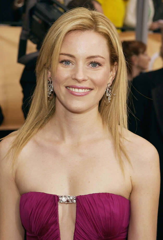 Before Elizabeth Banks played Jack Donaghy's wife Avery Jessup a few seasons ago, she was in the movies ''Seabiscuit'' and ''The 40-Year-Old Virgin.''  Here's Banks in 2004.  Photo: Vince Bucci, Getty Images / 2004 Getty Images
