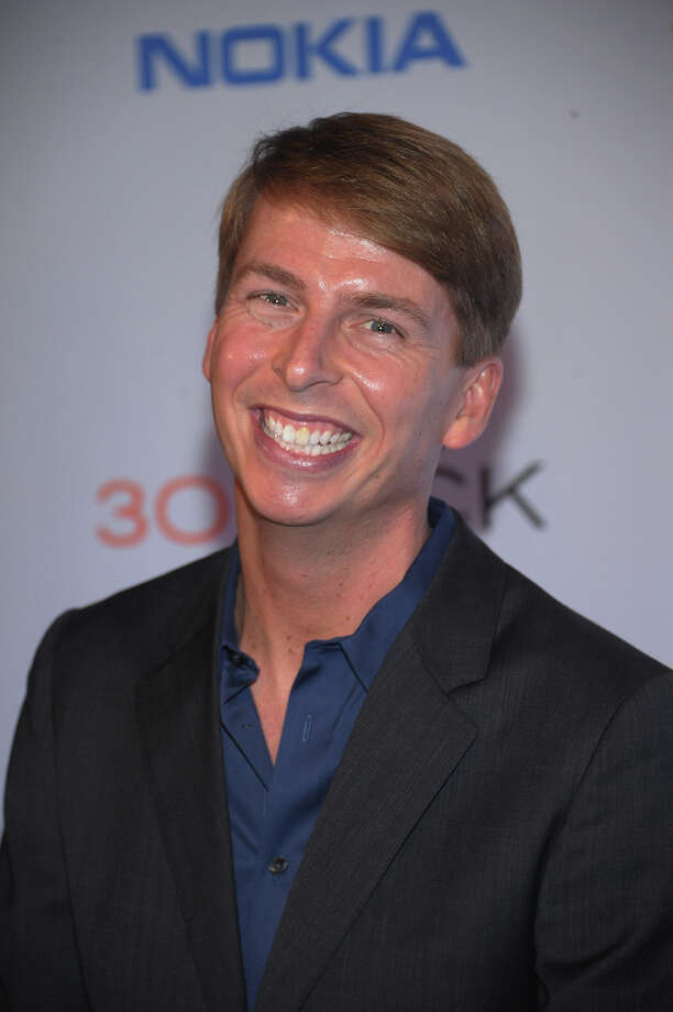 Jack McBrayer in 2012. No, he really hasn't changed much.  Photo: Michael Loccisano, Getty Images / 2012 Getty Images