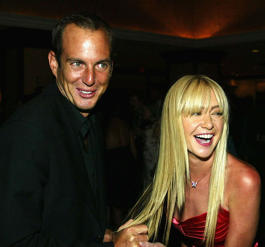 Before Will Arnett played devious Devon Banks, he was in ''Arrested Development'' with co-star Portia De Rossi (pictured).  Photo: Frederick M. Brown, Getty Images / 2004 Getty Images