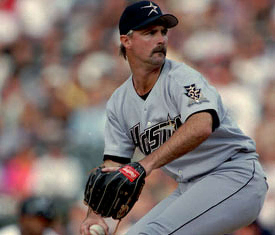 Doug Drabek1994Despite a stellar career with the Pirates, Drabek was never an All-Star in Pittsburgh. It wasn't until he came to Houston that he became recognized as an All-Star.