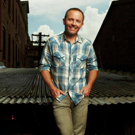 Christian singer Chris Tomlin attended Texas A&M in the early 1990s. Photo: Sparrow Records