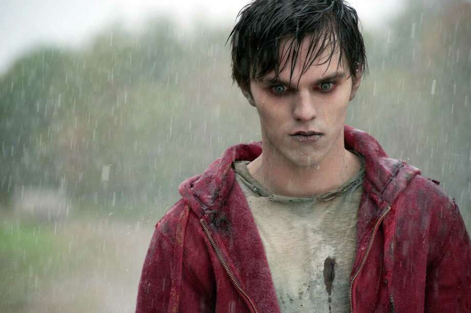"Zombie boy R (Nicholas Hoult) faces an uphill battle in his quest to win the heart of a non-zombie girl in ""Warm Bodies."" Photo: Jonathan Wenk / © 2011 Summit Entertainment, LLC.  All rights reserved."