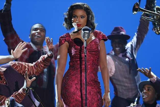 "SMASH -- ""On Broadway"" Episode 201 -- Pictured: Jennifer Hudson as Veronica Moore Photo: Will Hart, NBC"