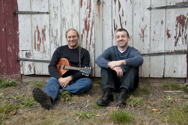 The Kerry Boys -- Irish balladeers Pierce Campbell on mandolin, left, and Mark James on guitar -- first formed 23 years ago, and since then have performed throughout the Northeast. For the past year, James has been fighting leukemia, which has prohibited him from performing. However, Campbell, who will be backed by fiddle player and vocalist Andrea Asprelli, Tony Pasqualoni on bass and Paul Neri on banjo, will perform at the Westport (Conn.) Library Sunday, Feb. 10, 2013, at 2 p.m. The event is free. For more information, call 203-291-4800 or visit http://www.westportlibrary.org. Photo: Contributed Photo