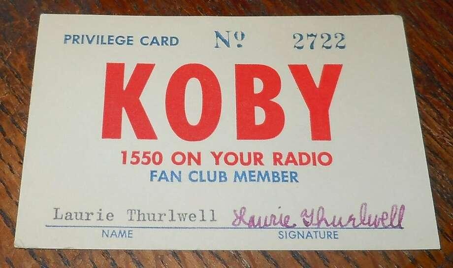 KOBY fan card Photo: Koby