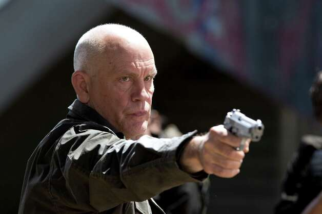 "This film image released by Summit Entertainment shows John Malkovich in a scene from ""Warm Bodies."" (AP Photo/Summit Entertainment, Jan Thijs) Photo: Jan Thijs"