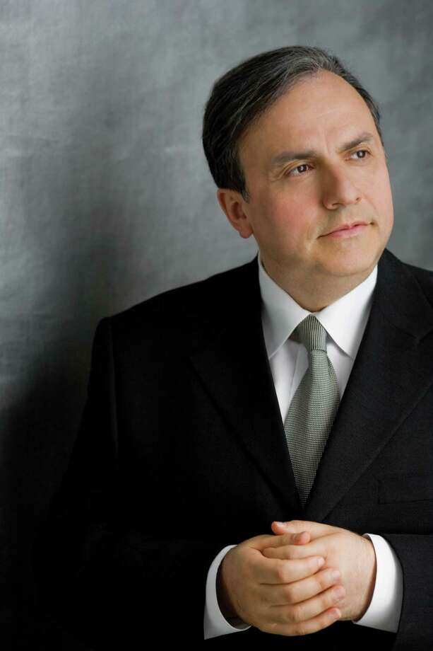 Yefim Bronfman will perform with the Albany Symphony Orchestra on Saturday, Feb. 9, and Sunday, Feb. 10. Photo: Dario Acosta / ©DARIO ACOSTA