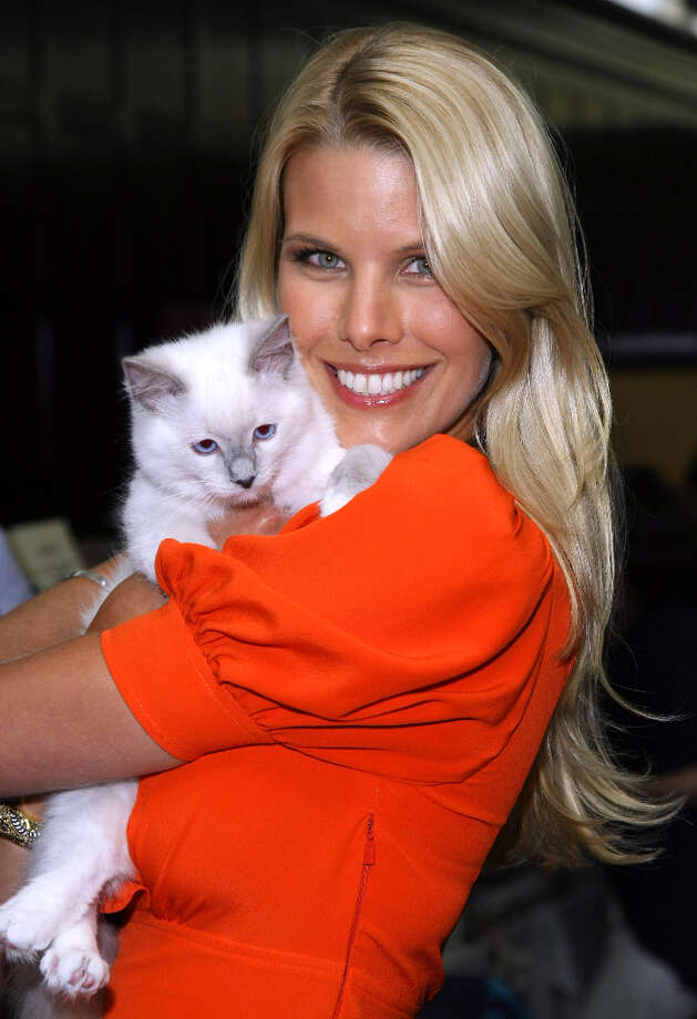 Model, TV personality and North Shore Animal League Spokesperson Beth Ostrosky Stern attends a charity birthday celebration. Photo: Neilson Barnard, Getty Images / 2010 Neilson Barnard
