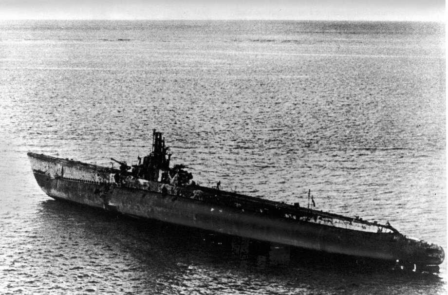 The American submarine USS Darter ran aground on Bombay shoal after playing a decisive role in the outcome of the Battle of Leyte Gulf by sighting and attacking the Imperial Japanese Navy's Center Force in 1944. Photo: US Navy, Time & Life Pictures/Getty Image / Time & Life Pictures