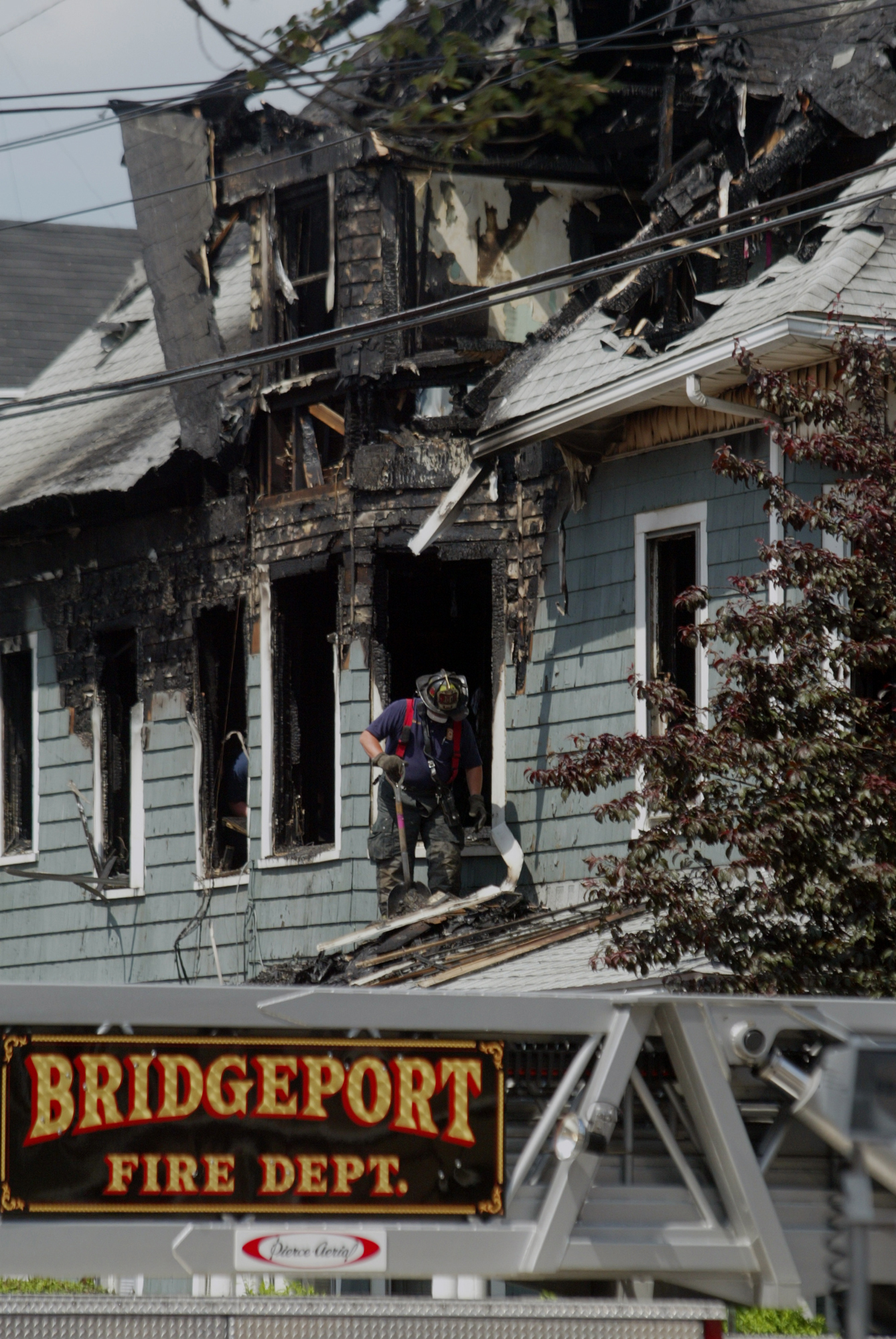 Fire exam excludes Bridgeport residents - Connecticut Post