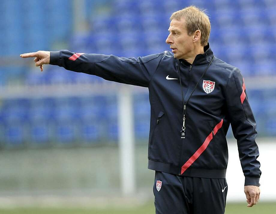 Jurgen Klinsmann has had mixed results since becoming the U.S. coach a year and a half ago. Photo: Tanopress, Associated Press