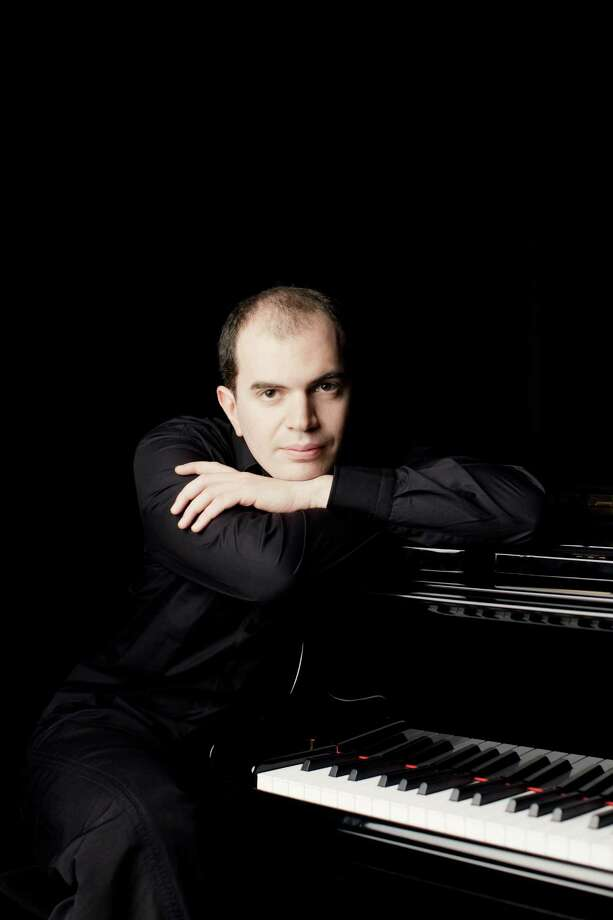 Pianist Kirill Gerstein will perform with the San Antonio Symphony. Photo: Marco Borggreve, Courtesy Photo / www.marcoborggreve.com all rights reserved.