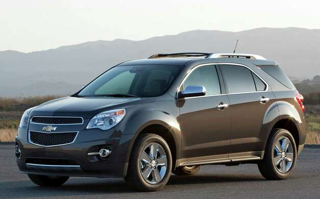 ChevyÕs compact crossover, the Equinox, is now in its second generation and comes with a roomy interior and cargo hold, a choice of four- or six-cylinder engines, and a large variety of standard and optional amenities. For 2013, it offers a new 3.6-liter V-6 engine option and several other features. Photo: General Motors Co.