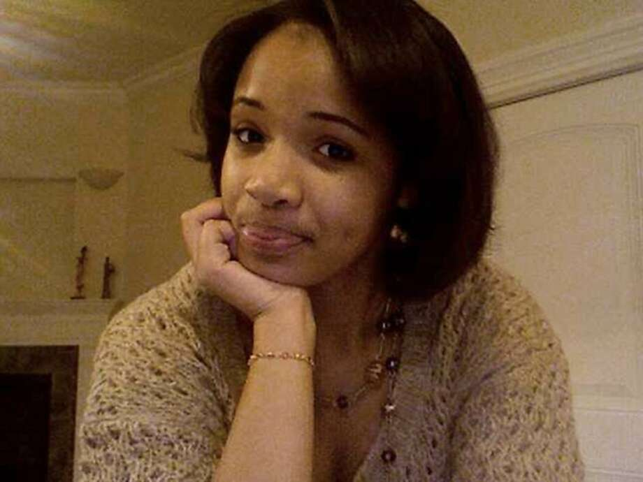 Hadiya Pendleton was with friends in a park when she was gunned down. Photo: Uncredited, Associated Press