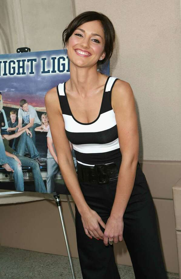 ... attends NBC's 'Friday Night Lights' photo call in 2007 in North Hollywood. Photo: Chad Buchanan, Getty / 2007 Chad Buchanan