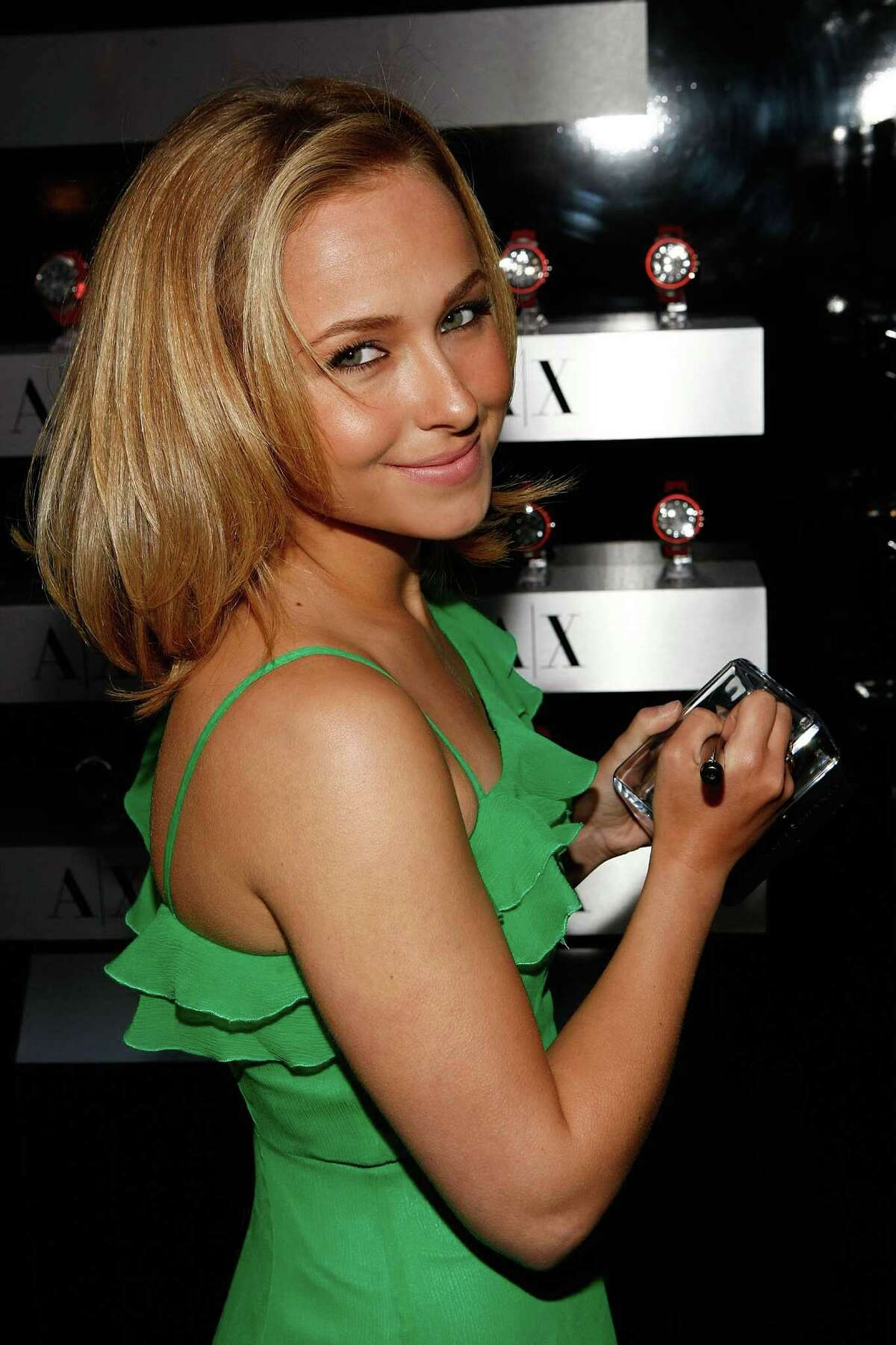 ... at the launch of A/X Watches iin 2009 in Los Angeles, Calif.