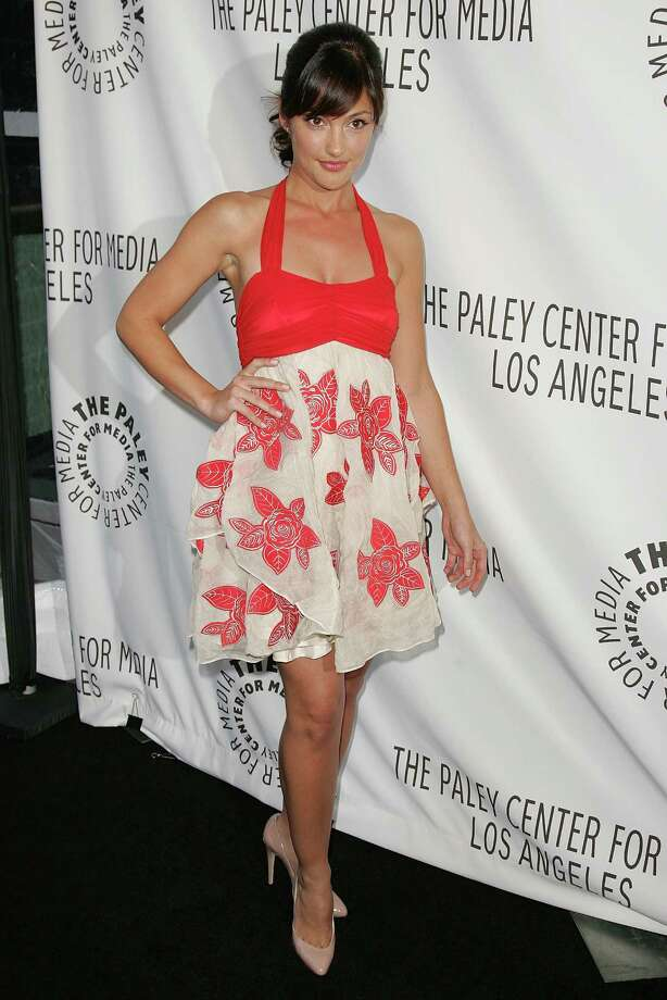 ... arrives at the Paley Center for Media's 25th annual Paley Television Festival in 2008 in Hollywood. Photo: Neilson Barnard, Getty / 2008 Getty Images