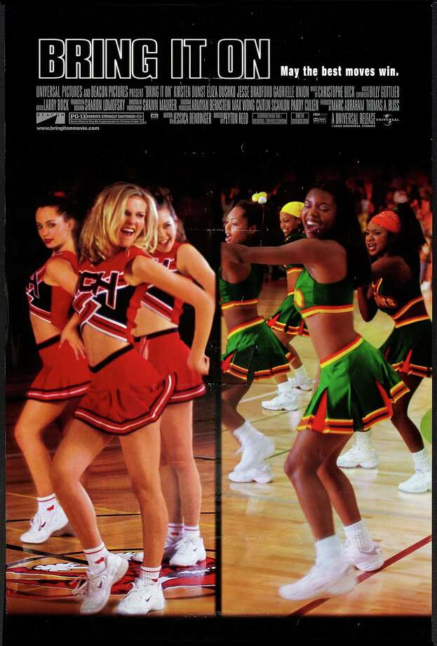 """Courtney, this is not a democracy, it's a cheerocracy."" Easily one of the best cheerleader movies ever, ""Bring It On."" Photo: Buyenlarge, Getty / Moviepix"