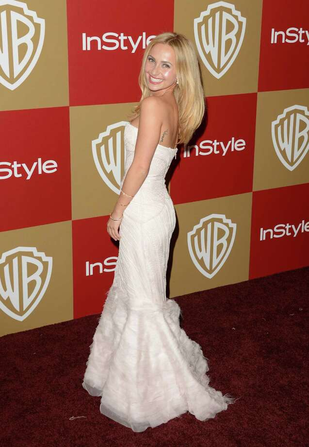 ... attends the 14th Annual Warner Bros. And InStyle Golden Globe Awards After Party held at the Oasis Courtyard at the Beverly Hilton Hotel on January 13, 2013 in Beverly Hills, Calif. Photo: Jason Merritt, Getty / 2013 Getty Images