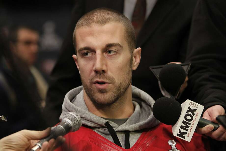 "The Cardinals like quarterback Alex Smith's ""experience, intelligence and talents,""  according to an Arizona Republic report. Photo: Michael Macor, The Chronicle"