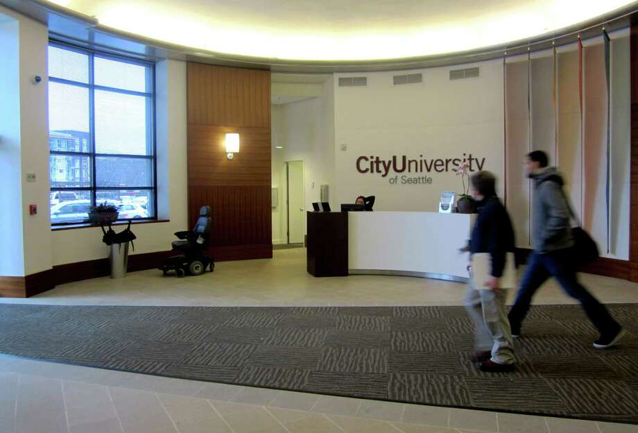CityU was founded as City College in 1973 and how is one of the Northwest's largest private nonprofit universities with more than 45,000 graduates. Photo: Casey McNerthney/seattlepi.com