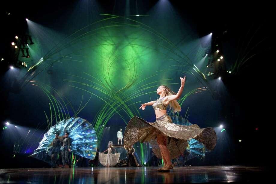 """The Peacock Dance"" is performed. Photo: JOSHUA TRUJILLO, SEATTLEPI.COM / SEATTLEPI.COM"