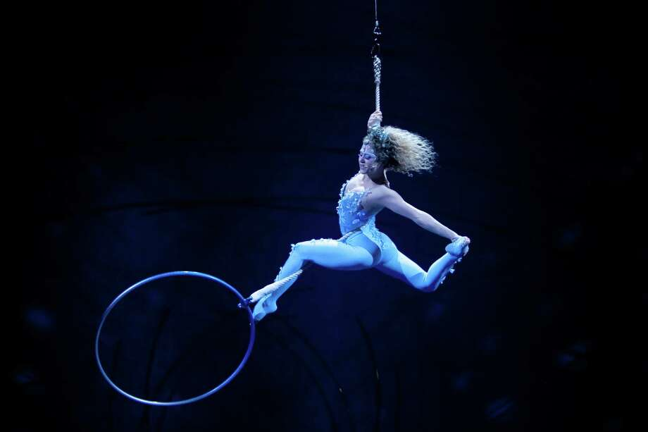 Marie-Michelle Faber performs. Photo: JOSHUA TRUJILLO, SEATTLEPI.COM / SEATTLEPI.COM