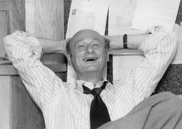 "Ed Koch in a scene from the documentary ""Koch"" in an undated handout photo. The documentary about Koch, the mayor of New York during troubled years, examines his city as well as his personality. Koch died Friday, Feb. 1, 2013. Photo: ZEITGEIST FILMS, New York Times / ZEITGEIST FILMS"