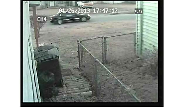 Surveillance photo of car seen in area Photo: HPD