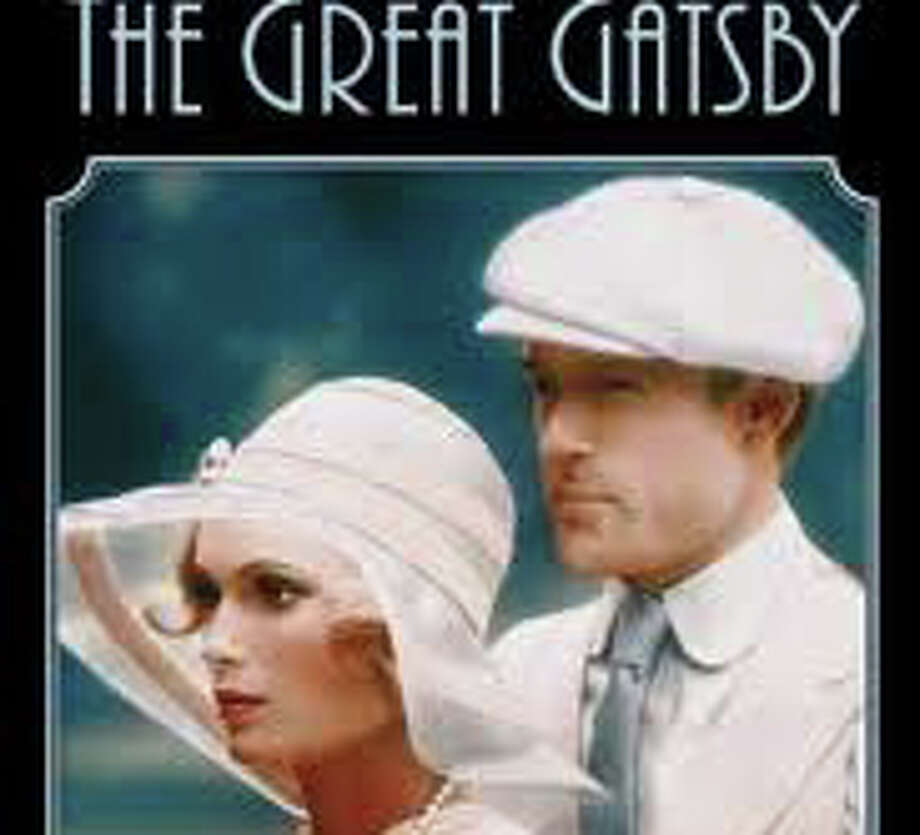 "The 1974 film version of the ""Great Gatsby,"" starring Robert Redford and Mia Farrow, will be screened Saturday at part of the WestportREADS initiative. Photo: Contributed Photo"